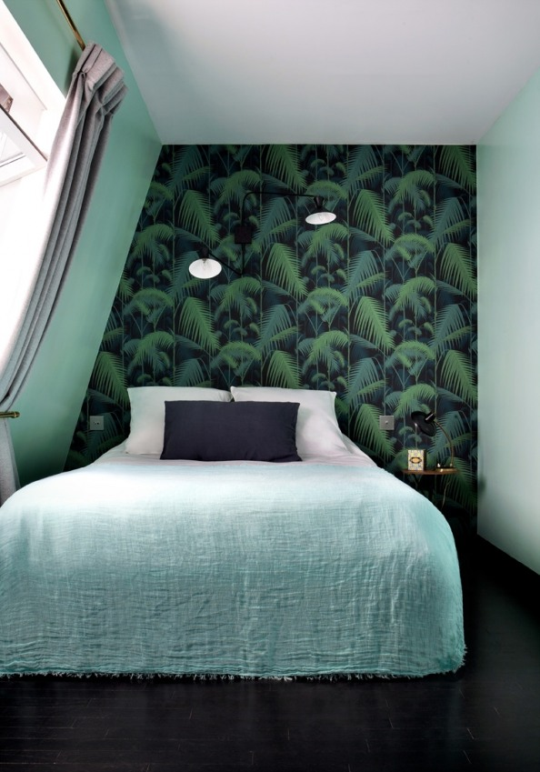Papier peint Palm Jungle de la collection Contemporary Restyled de Cole and Son