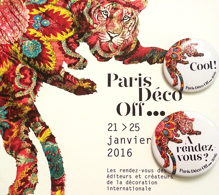 Paris Déco Off 2016