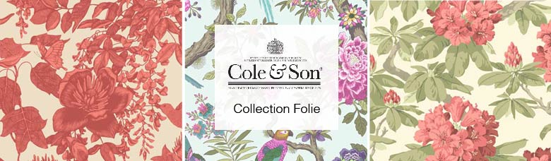 Collection Folie de Cole and Son